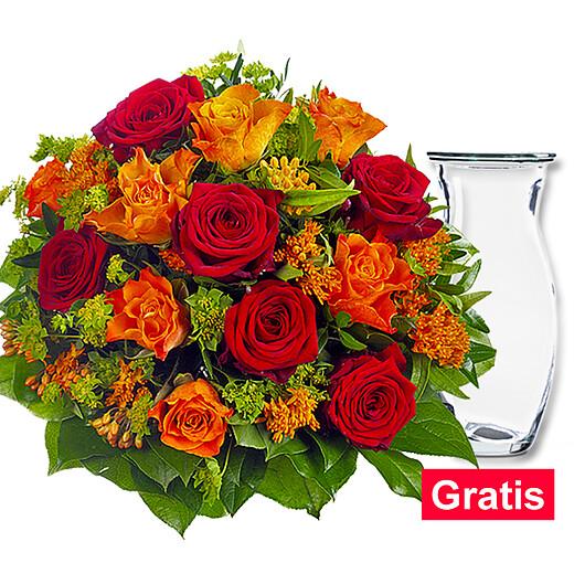 Rosenstrauß Rosenzauber