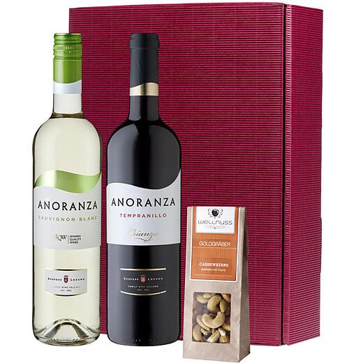 Gourmetset Spanischer Wein- und Knabberspaß