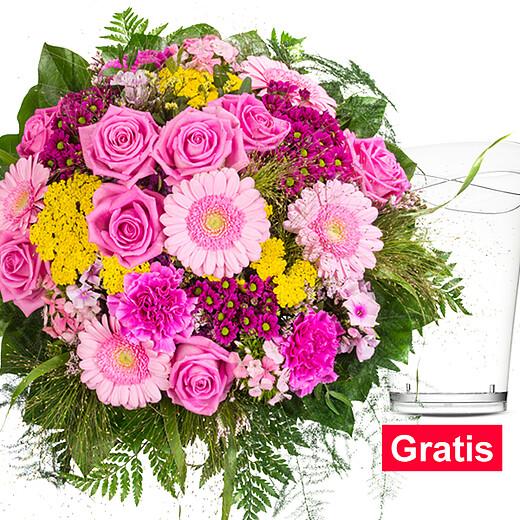 Premiumstrauß Blütenglück