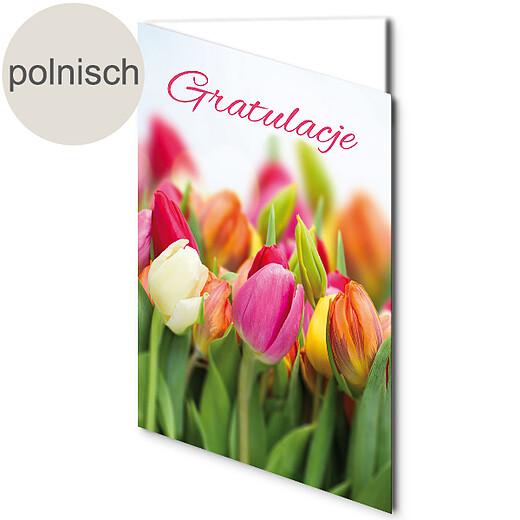 Polnische Motivkarte: