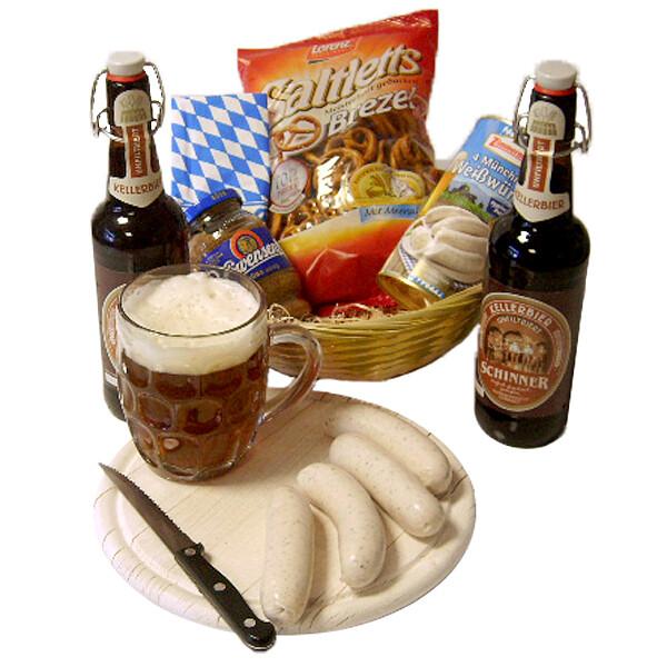 Präsentkorb Bavaria