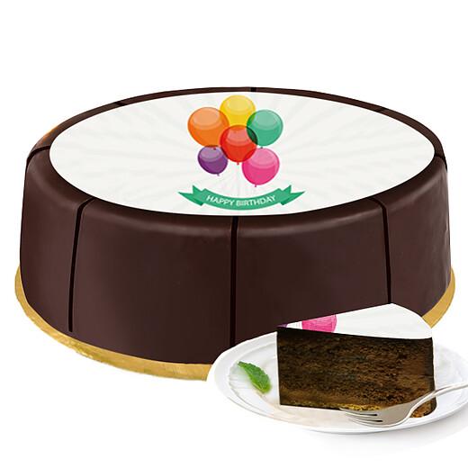 Motiv-Torte