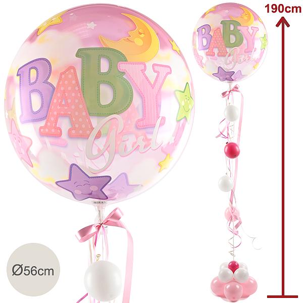 Double-Bubble-Riesenballon