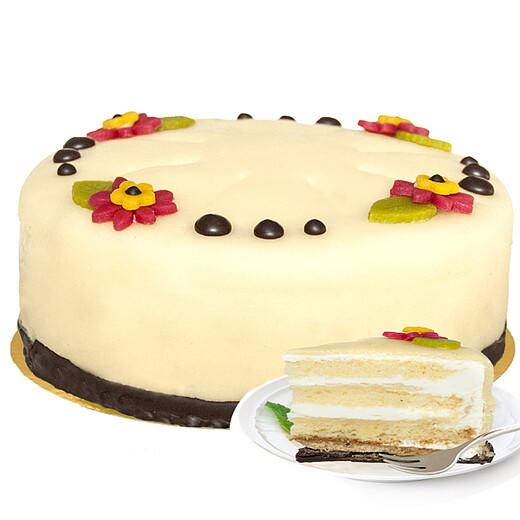 Dessert-Marzipantorte nach